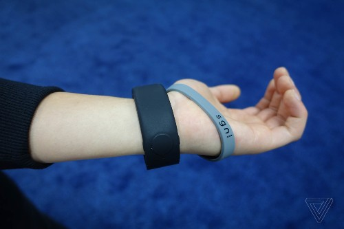 The Sgnl wristband lets you hear phone calls through your fingers