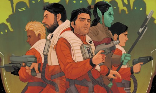 The Star Wars: Poe Dameron finale is the first story set after The Last Jedi