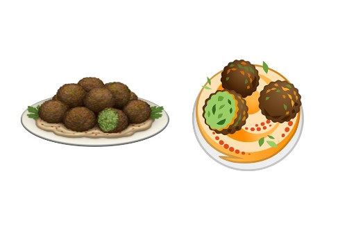 Why does Apple hate falafel?