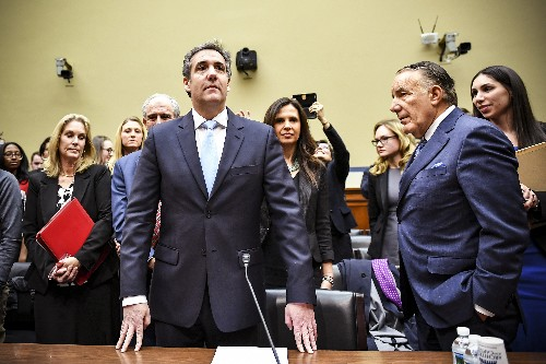 Michael Cohen's opening statement makes explosive claims about Trump, WikiLeaks, and more