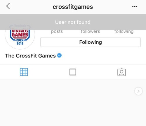 CrossFit storms off Facebook and Instagram, citing long list of grievances