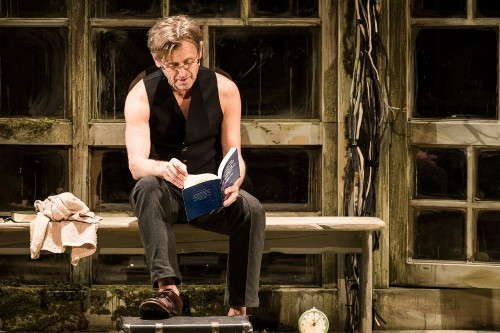Mikhail Baryshnikov finds a meeting of poetic souls at heart of 'Brodsky'