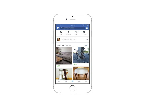 Facebook launches Marketplace to let you buy and sell items with nearby users