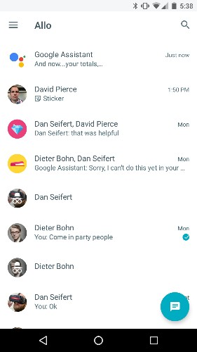 Google Allo review: This is fine