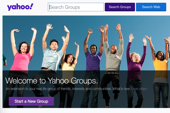Yahoo will give you an extra week to post on Yahoo Groups, says it will 'listen to feedback'