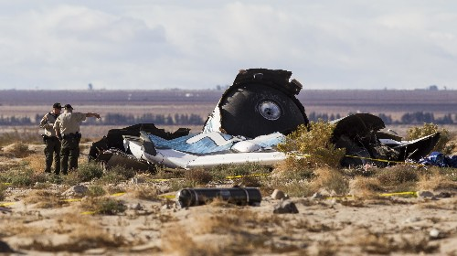 NTSB reveals cause of Virgin Galactic's deadly SpaceShipTwo crash