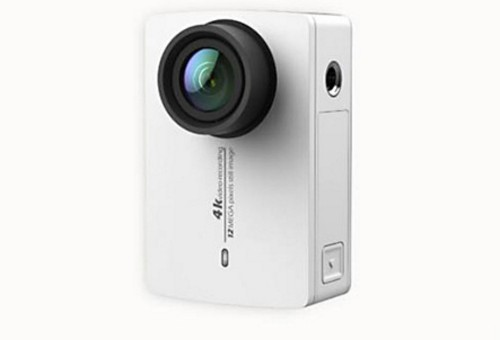 YI Technology's new action camera adds 4K video