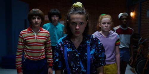 New trailers: Stranger Things, The Angry Birds Movie 2, and more