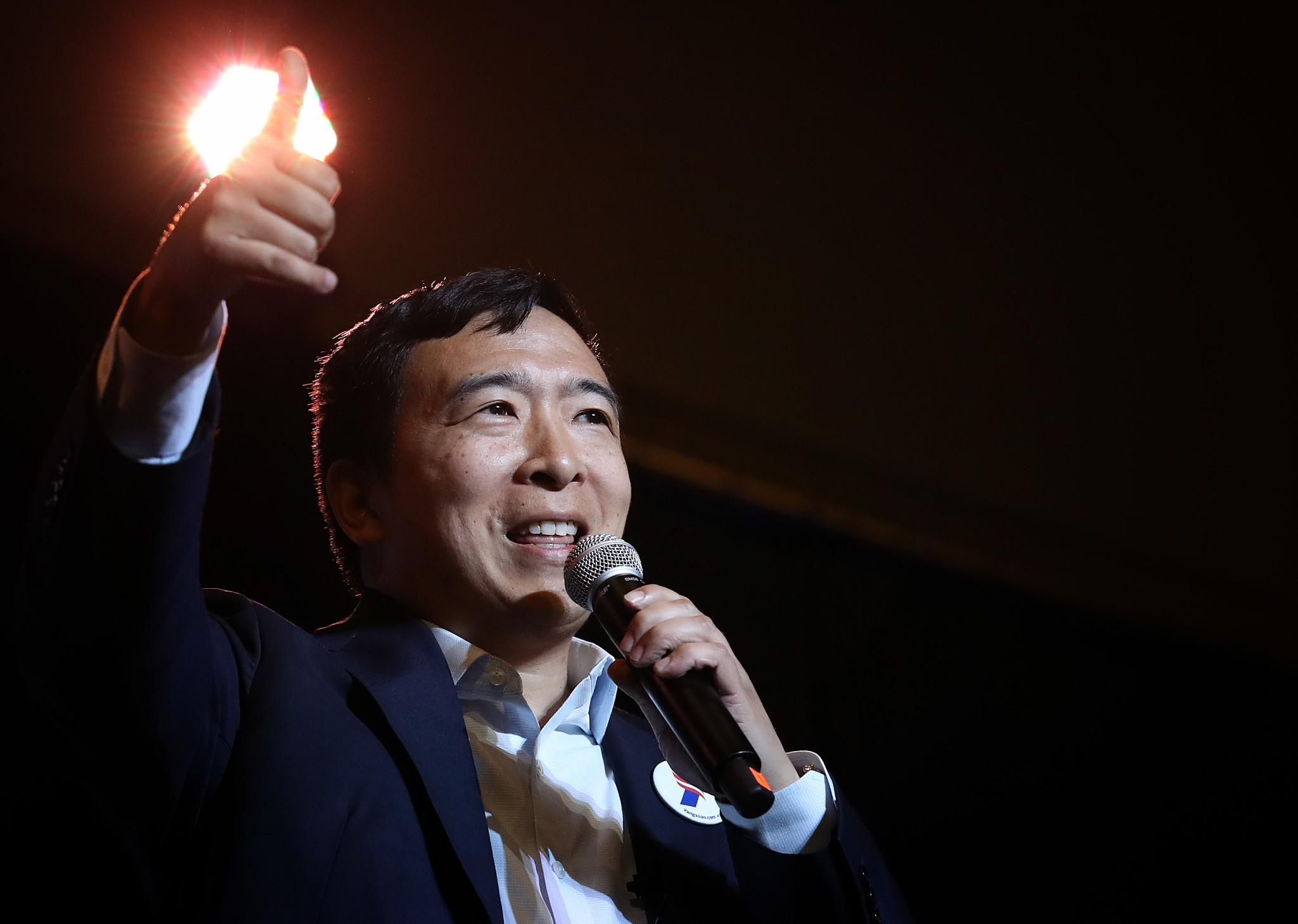 2020 Spotlight: Andrew Yang