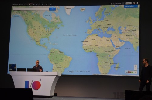 Google Maps integrates Google Earth and Street View in completely redesigned interface