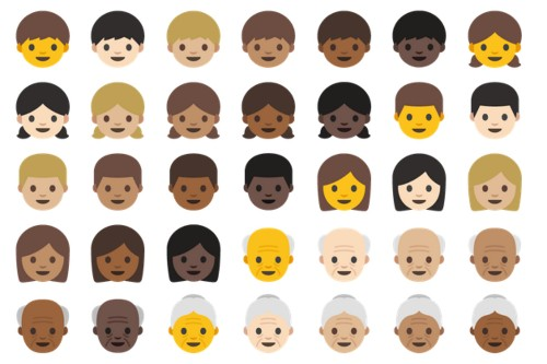 A closer look at Android N's new emoji