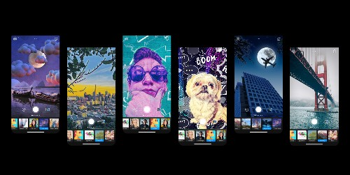 Adobe is launching a free AI-powered Photoshop Camera app