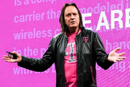 T-Mobile tried and failed to merge with Dish years ago, John Legere says