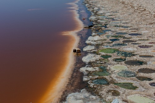 California's largest lake is dying, leaving toxic dust behind