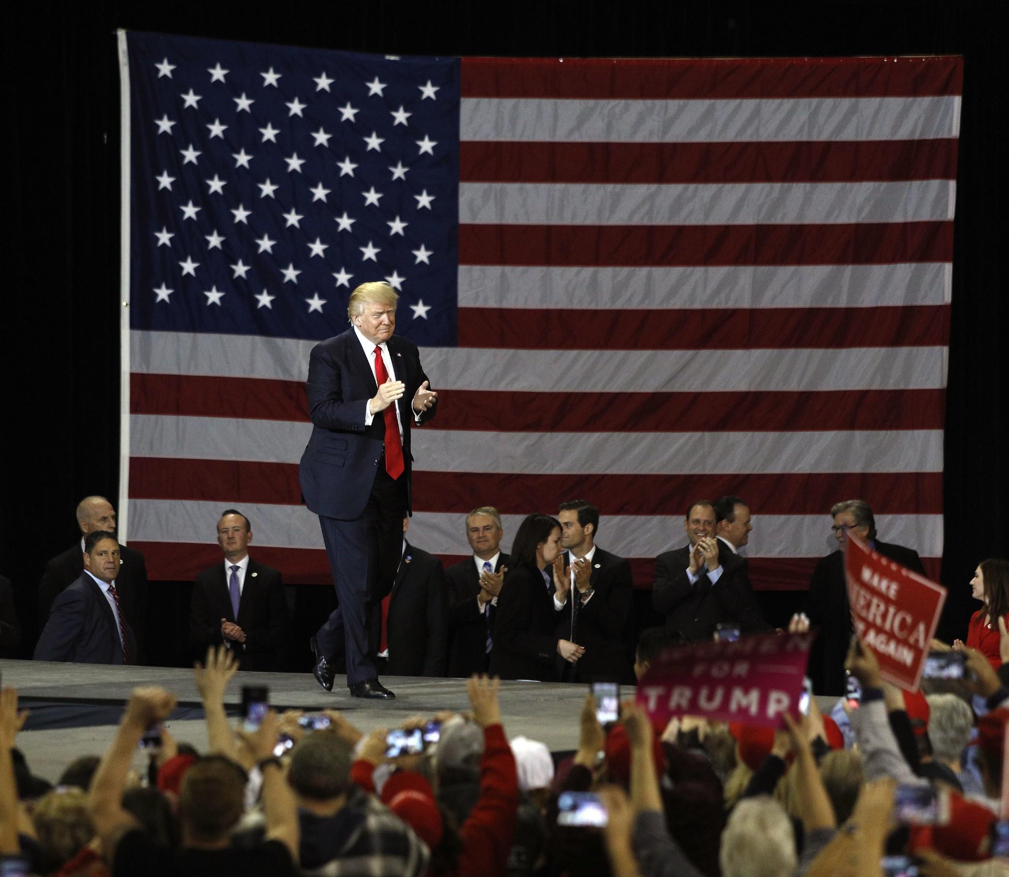 6 reasons the Trump presidency is in shambles