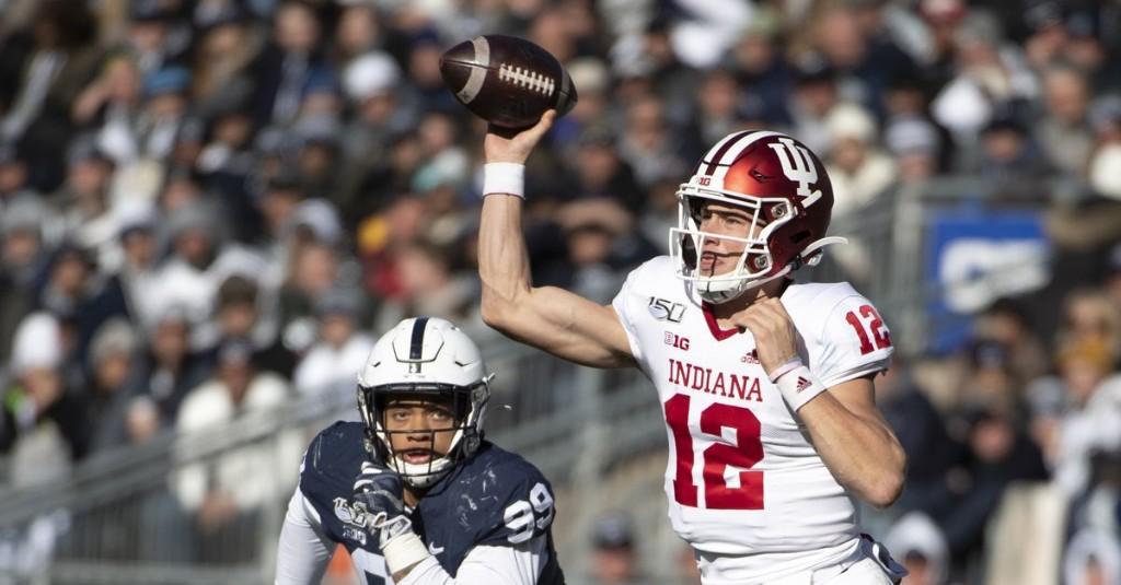 Former Indiana QB Peyton Ramsey transfers to Northwestern