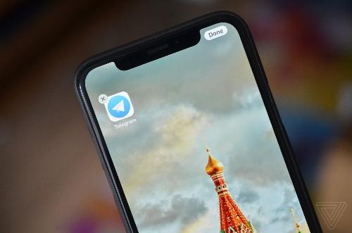 Russia orders immediate block of Telegram messaging app