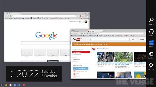 Google is building Chrome OS straight into Windows 8