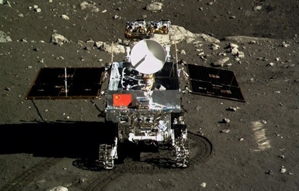 China's lunar rover comes back from the dead