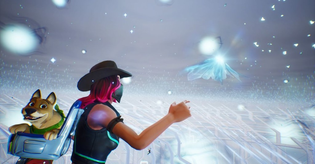 Apex Legends is a better battle royale, but I'd rather hang out in Fortnite