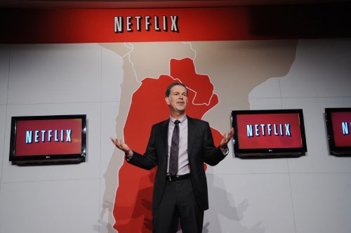 A look inside Netflix and how Reed Hastings built a streaming empire