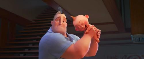 Here are all of Jack-Jack's powers in Incredibles 2