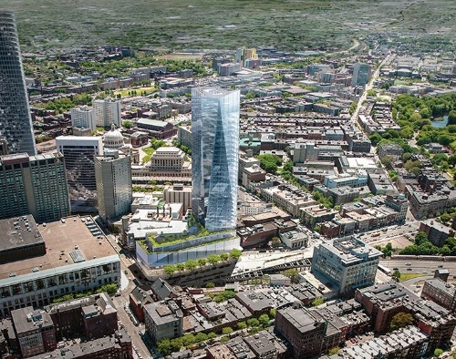 Back Bay's 1000 Boylston Street could start construction in 2018