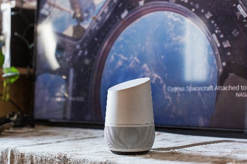 Your Amazon Echo or Google Home could be fooled by a laser 'speaking' words