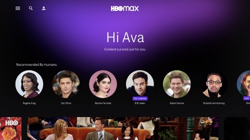 Here's what HBO Max looks like