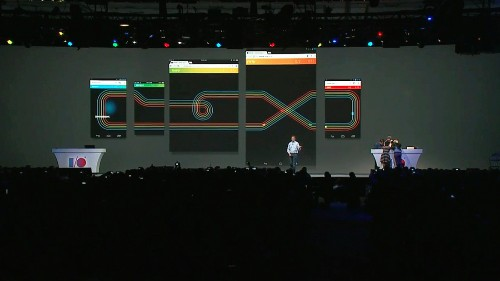 Watch this: the Google I/O 2013 keynote in three and a half minutes