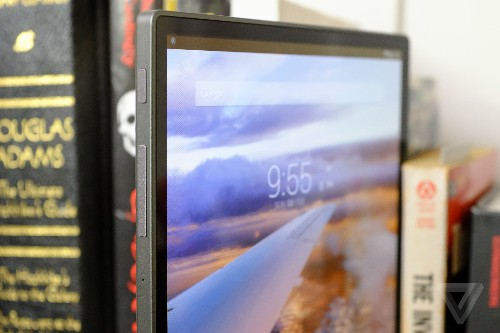 Dell's super thin, aluminum Venue 8 7000 is a surprisingly solid Android tablet