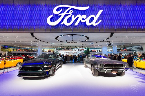 Ford expands its mobility empire with a couple of acquisitions
