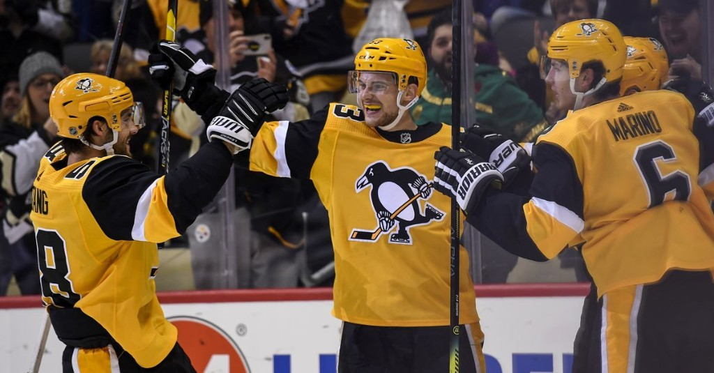 A look at the fanciest of stats for the Pittsburgh Penguins
