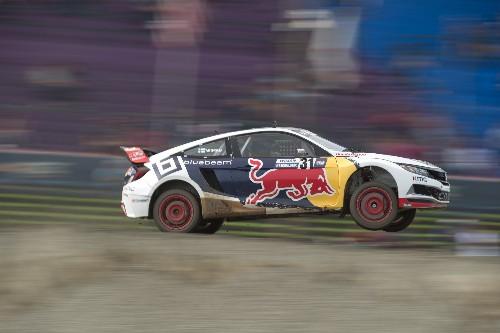 Red Bull Global Rallycross will add an electric racing class in 2018