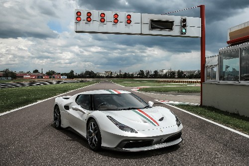 The 458 MM Speciale is Ferrari's latest one-off supercar