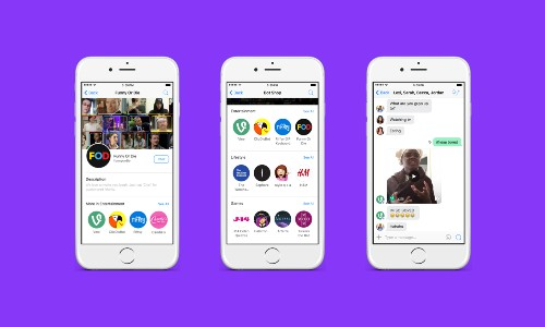 Messaging app Kik just launched a bot store