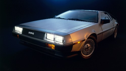 The DeLorean Motor Company may soon start building 'new' cars