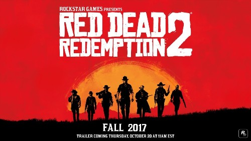 Red Dead Redemption 2 officially announced for next year