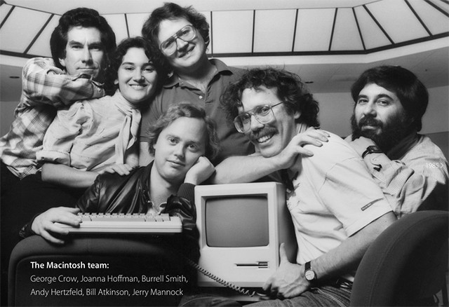 Apple reflects on 30 years of Macintosh