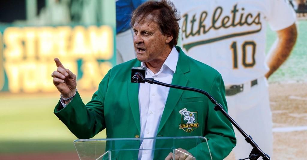 White Sox hire Tony La Russa