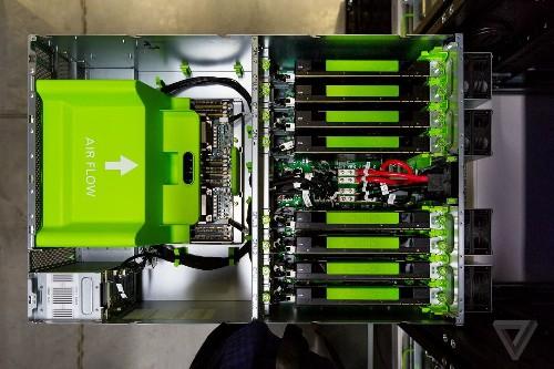 Exploring Facebook's massive, picture-painting AI brain