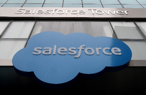 Tech giant Salesforce unveils new pollution tracking tool called Sustainability Cloud