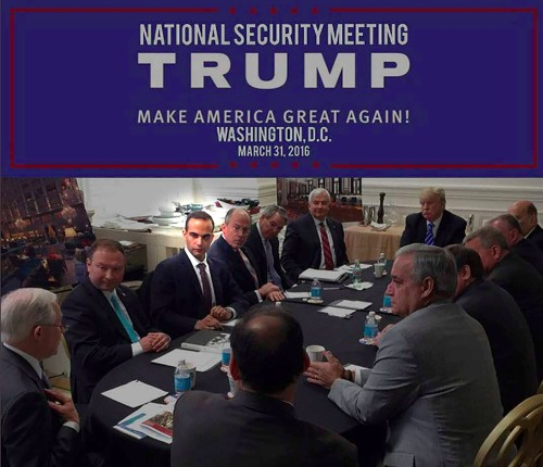 Devin Nunes: Trump never met with Papadopoulos. Reality: here's a photo.