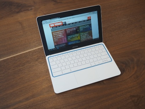 Google's new 'Chromebook for everyone' is a sleek 11-inch HP laptop
