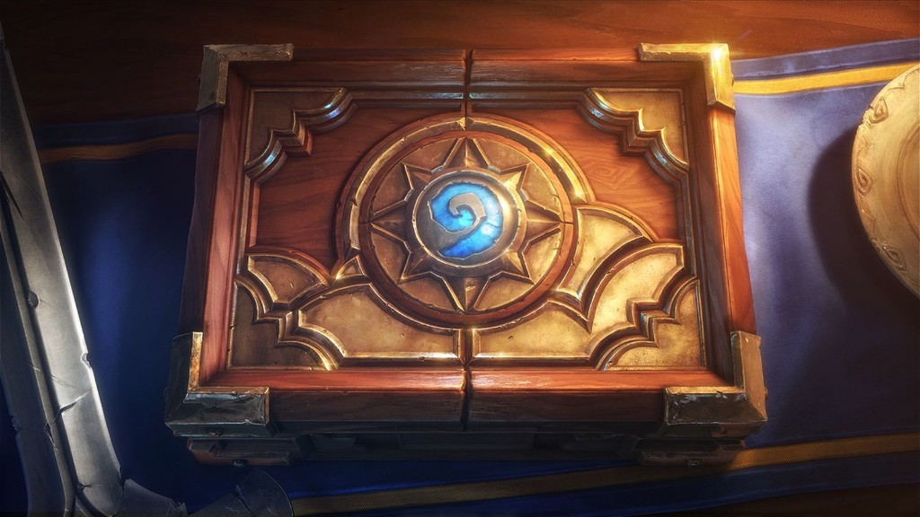 HEARTHSTONE  cover image