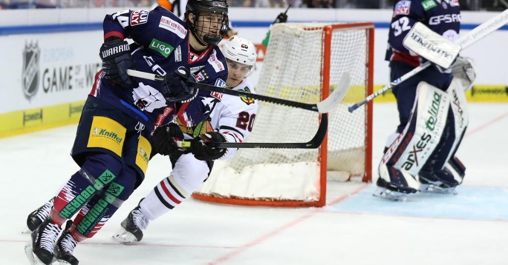 2020 NHL Draft Profiles: First Round Forwards