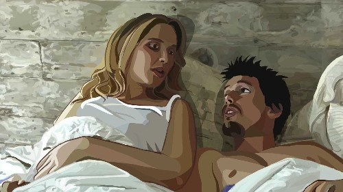 Amazon's Undone makes a terrific double feature with Waking Life