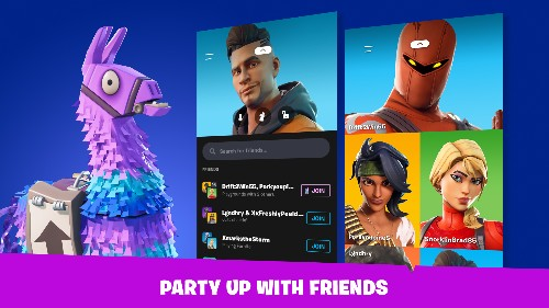 Fortnite adds cross-platform voice chat based on Houseparty