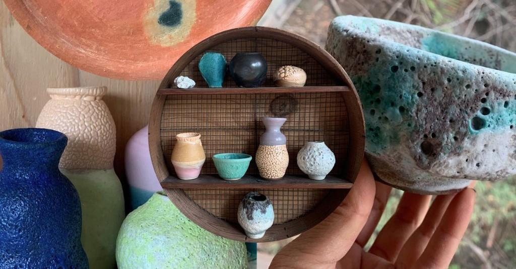 This L.A. Ceramicist Embraces the Strange