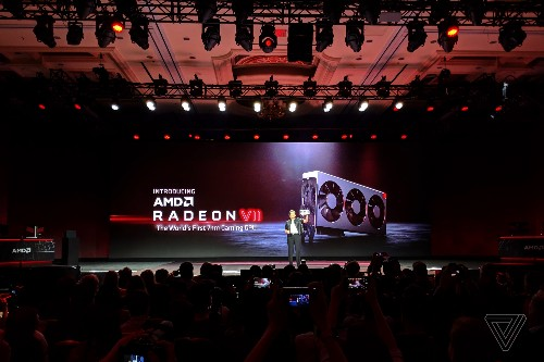 AMD announces Radeon VII, its next-generation 7nm graphics card